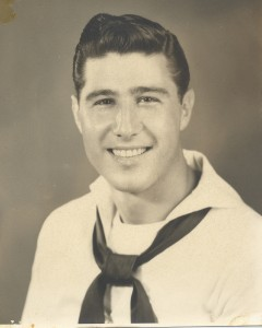 Dad Navy Photo