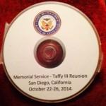 Taffy III Memorial Service - 2014 - 3