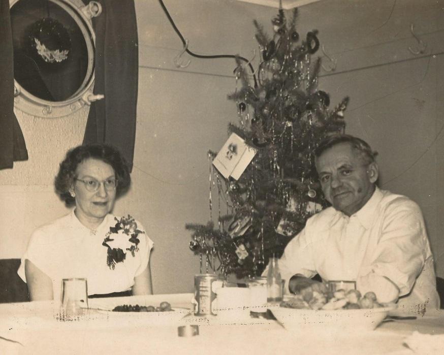 James and Josephine Sanders