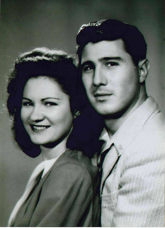 Wedding - 1946