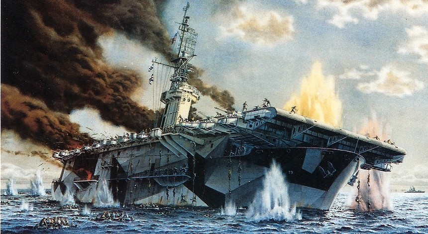 USS GAMBIER BAY / VC-10 ASSOCIATION