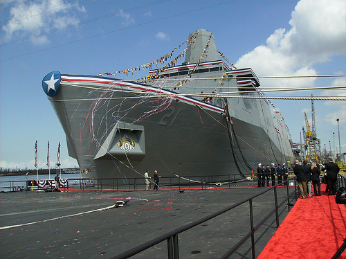 USS New York - 2