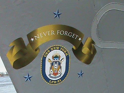 USS New York - 3