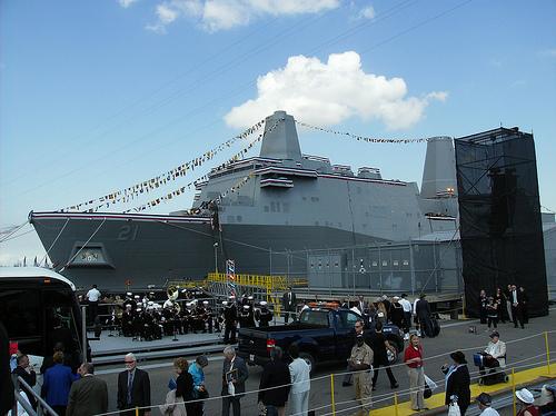 USS New York - 4