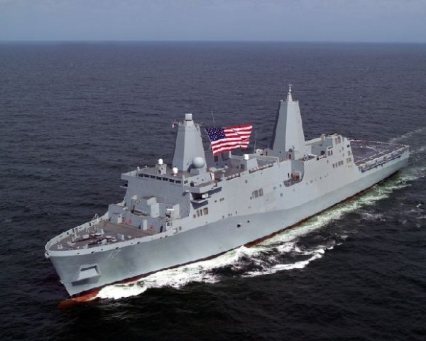 USS New York - 5