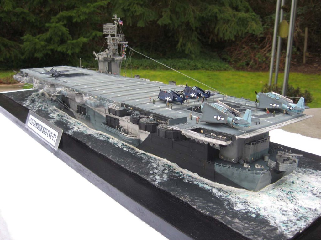 Damian Petro - Gambier Bay Model - 4