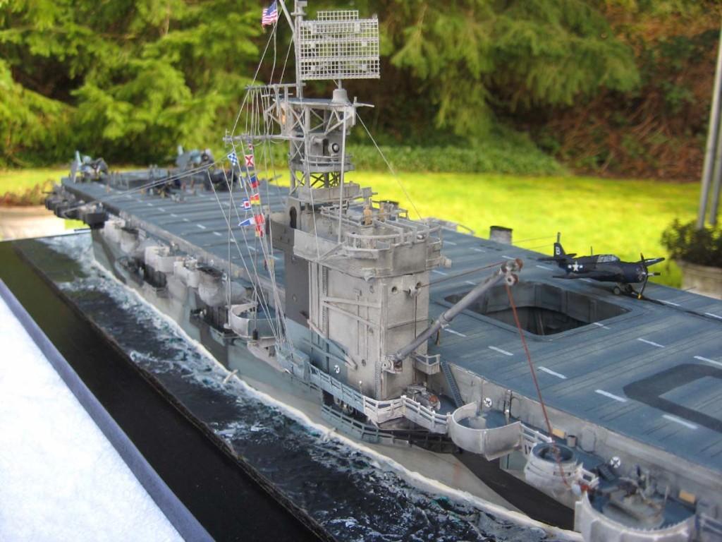 Damian Petro - Gambier Bay Model - 5