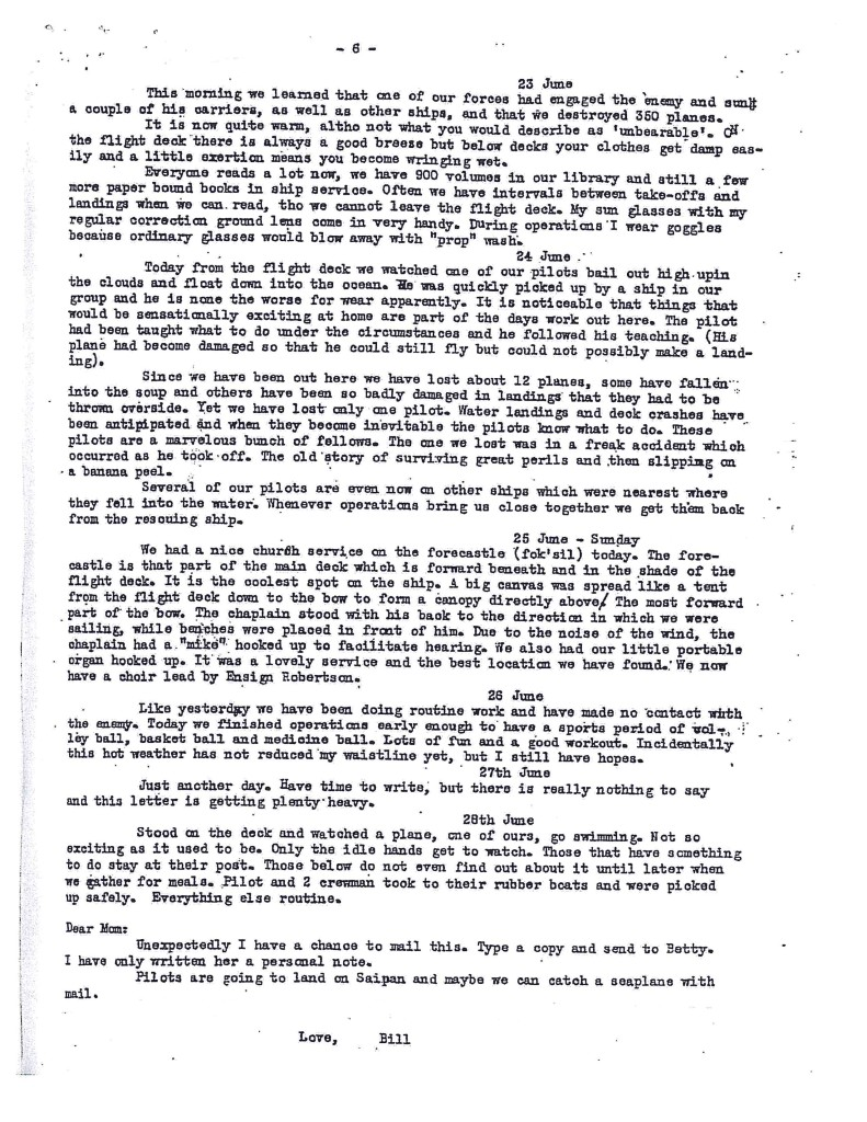 Bill Patterson - Page 6