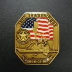 Leyte Gulf Medallin - Back