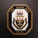 Leyte Gulf Medallin - Front